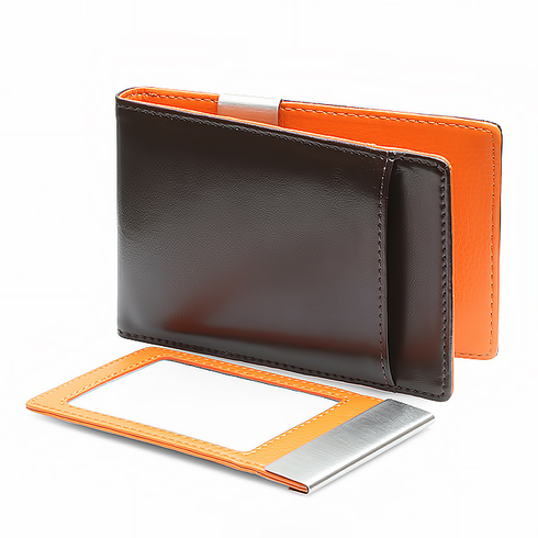 The Big One Oversized Credit Card Holder with Money Clip