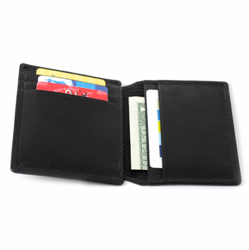 The Wallet Clip - Vertical Bifold Wallet/Money Clip