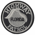 Florida Highway Patrol Subdued Patch