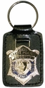 Massachusetts State Police Department Trooper Key Chain