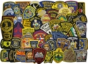Set of all 50 State Police / Trooper / Highway Patrol Patches