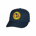 Gorra Fan Ink Ajustable de Club America - Azul Marino