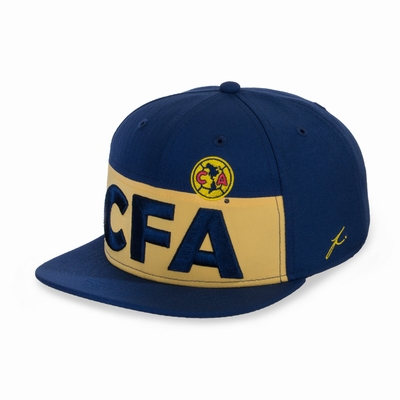 Gorra Fi Collection Block del Club America - Click to enlarge
