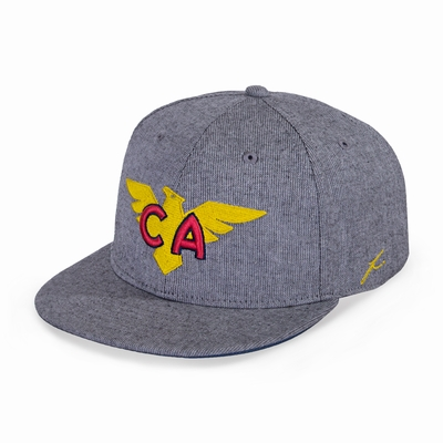 Gorra Fi Collection Stack del Club America - Click to enlarge