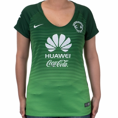 Playera Nike 2017/2018 del Club America para Mujeres - Tercera - Click to enlarge
