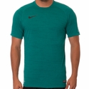 Playera Nike Flash Dri-FIT Para Hombres - Verde Abismo