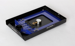 LowPro LockDown generator security system for Yamaha EF2400iS