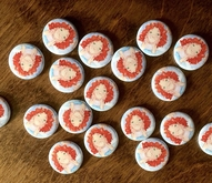 Frieda B. Buttons - Pack of 10