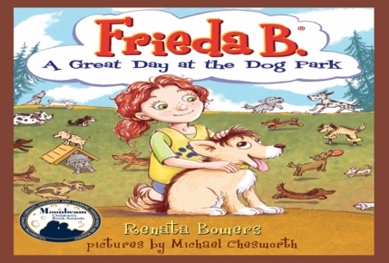 <i>New!</i> Frieda B. A Great Day at the Dog Park
