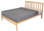 Twin Size Charleston2 Platform Bed