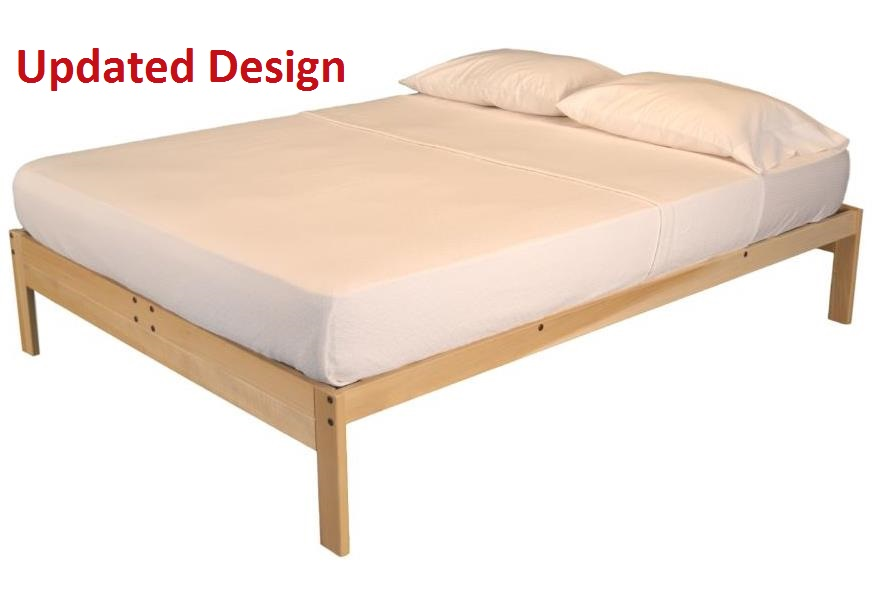 xl twin size nomad2 platform bed - Twin Bed Frames Cheap