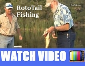RotoTail Fishing & Underwater Strikes