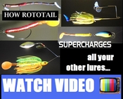 RotoTail Makes Your Top Baits More Deadly