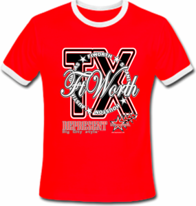 FtwtTX red/wh