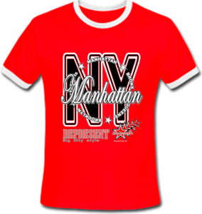 Mhtn red/wh