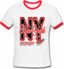 Nwyk wh/red