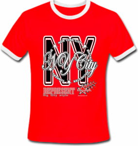 Nyct red/wh