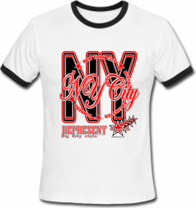 Nyct wh/blk