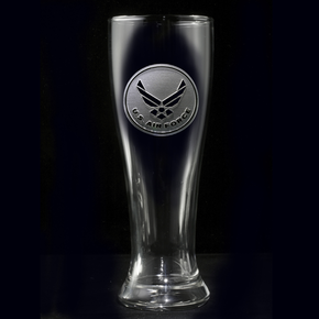 Air Force Pilsner Glass