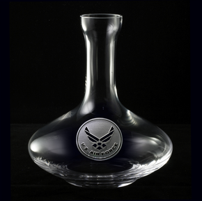 Air Force Wine Decanter