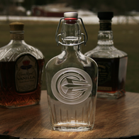 Cash Bourbon Flask