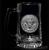 Engraved Army Beer Mug