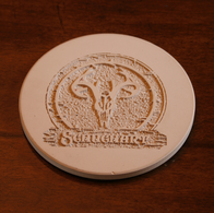 Engraved Coasters, Set of 4