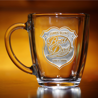 Engraved Coffee Mugs for Men