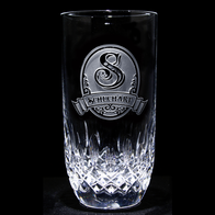 Engraved Waterford Crystal Hiball, SET of 4