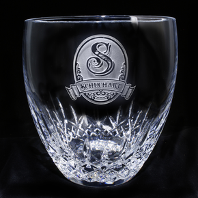 Engraved Waterford Ice Bucket