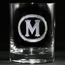 Personalized Whiskey Scotch Bar Glasses
