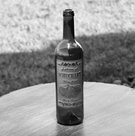 Engraved Wine Bottles