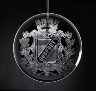 Family Crest Ornament