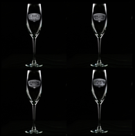 Groomsman, Best Man, Usher Champagne Glasses, Wedding Toasting Flutes