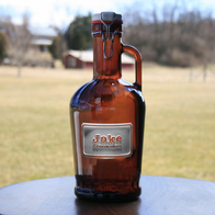 Groomsman Growler Personalized