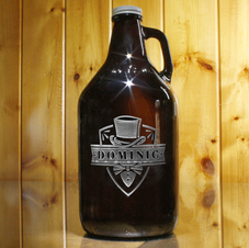 Groomsmen Growlers