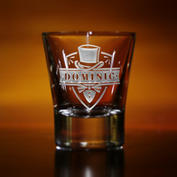 Groomsmen Shot Glass
