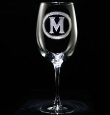 Groomsmen Wine Glasses