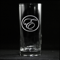 Highball Cooler Mixed Drink Glasses