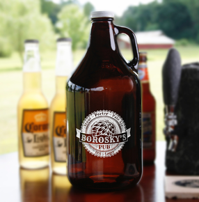 Home Brew Pub Growler