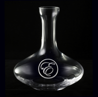 Monogram Wine Decanter