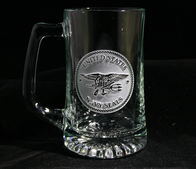 Navy Seal Engraved Beer Mugs
