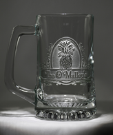 Personalized Pineapple Beer Mug