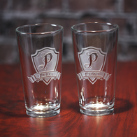 Pub Pint Glasses