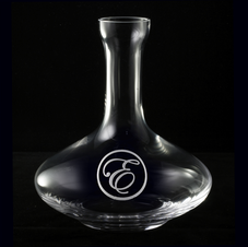 Personalized Wine Decanters