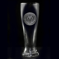 Pilsner Glass, European Mount