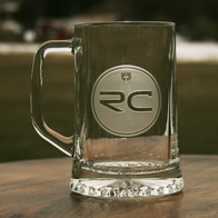Ray Care Logo Beer Mug