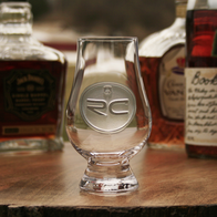 Ray Care Logo Glencairn Whiskey