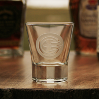 Ray Care Shot Glass