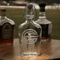 Ray Care Whiskey Flask
